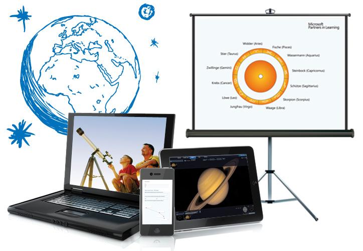 Für Lehrkräfte > Klasse 7-10 > Sternenstürmer | Innovative Schools